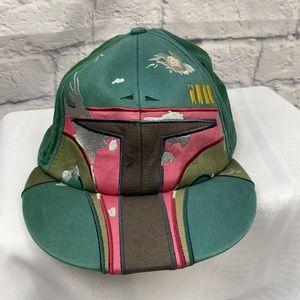 Star Wars Boba Fett Men's Fitted Hat